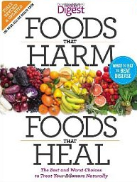 Reader's Digest - Foods That Harm, Foods That Heal