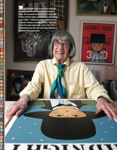 Maggie Meredith - Photo by Kit Noble for Nantucket Magazine