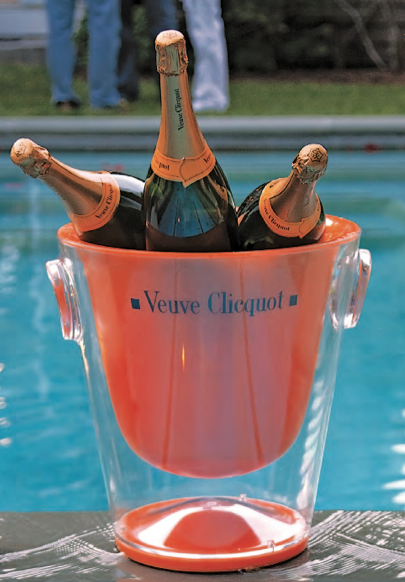 Veuve Clicquot - Photo by Cary Hazlegrove for Nantucket magazine
